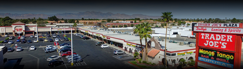Trader Joe's Plaza