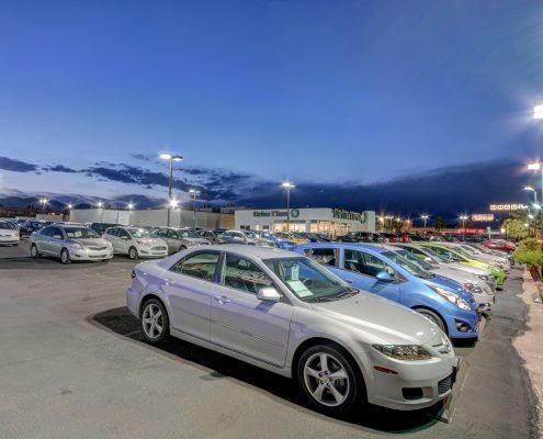 EP DECATUR parked cars