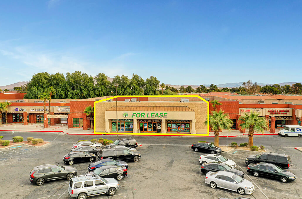 space for rent | Sahara Towne Square
